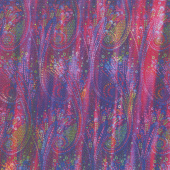 Starlight & Splendor - Dream Catcher Jewel Digitally Printed Yardage