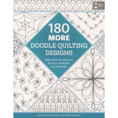 180 More Doodle Quilting Designs Book