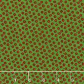 Lancaster - Apples Green Yardage