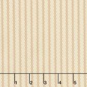 New Circa Essentials Shirtings - Star Stripe Tan Yardage