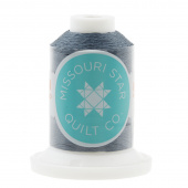 Missouri Star 50 WT Cotton Thread Black Chrome