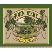 John Deere - Vintage John Deere Panel