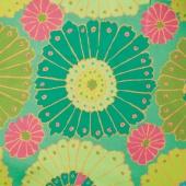 "The Kaffe Fassett Collective - Carpet Green 108"" Wide Backing"