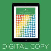 Digital Download - Breezy Windmills Quilt Pattern by Missouri Star