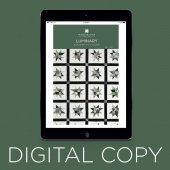 Digital Download - Luminary Quilt Pattern by Missouri Star