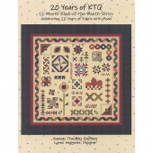 20 Years of KTQ Block of the Month Pattern