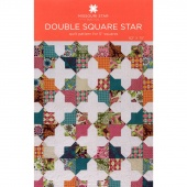Double Square Star Pattern by Missouri Star