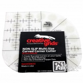 Creative Grids Curved Corner Ruler
