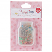 Lori Holt Pretty Pins™ - 100 Sewing Pins