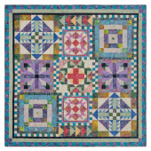 A Garden for All Seasons Block of the Month