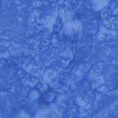 "108"" Wide Back Batik - Solid Cobalt Backing"