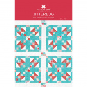 Jitterbug Quilt Pattern by Missouri Star