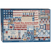 Thank You America Quilt Puzzle