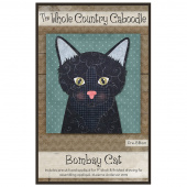 Bombay Cat Precut Fused Appliqué Pack