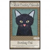 Bombay Cat Precut Fused Appliqué Pack