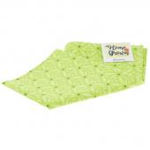 Home Grown Tea Towel - Flowers Green