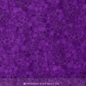 Wilmington Essentials - Amethyst Royale Sparkles Dark Purple Yardage