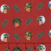 GI Joe - GI Joe Red Yardage