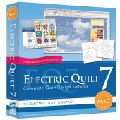 Electric Quilt 7 Design Software