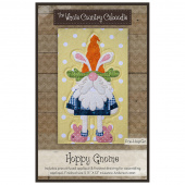 Hoppy Gnome Precut Fused Appliqué Pack