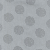 "108"" Quilt Back - Dot Grey 108"" Wide Backing"