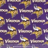 NFL - Minnesota Vikings Cotton Yardage