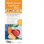 Wash-Away Appliqué Sheets