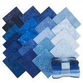 Wilmington Essentials - Sapphire Sky Fat Quarter Gems