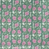 Splendor - Pincushion Flower Sage Yardage
