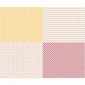 Sew Cherry 2 - Fat Quarter Yellow Panel