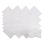 Wilmington Essentials - White Out Fat Quarter Gems