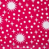 """Rhoda Ruth Wide - Stars and Dots Valentine 108"""" Backing"""