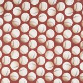 Game Time - Baseballs Red Yardage