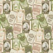 John Deere - 1900s Farmers Pocket Companions Yardage