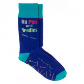 On Pins and Needles Socks
