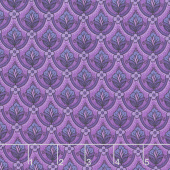Bloomfield Avenue - Morningside Deep Orchid Yardage