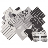 Urban Cottage Cotton Prints Fat Quarter Bundle