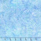 Artisan Batiks - Artful Earth Net Aqua Yardage