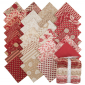 La Vie En Rouge Fat Quarter Bundle