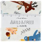 Wild & Free Charm Pack