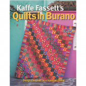 Kaffe Fassett's Quilts in Burano Book