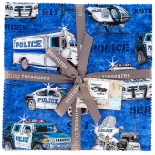 "Protect & Serve 10"" Squares"