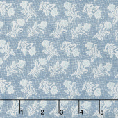 Something Blue - Summer Field Sky Yardage