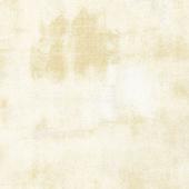 Grunge Basics - Crème Metallic Yardage