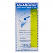 "Add A-Quarter Ruler - 1"" x 6"""