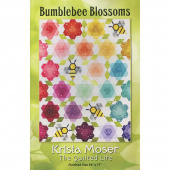 Bumblebee Blossoms Pattern