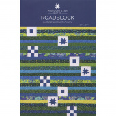 Roadblock Quilt Pattern by Missouri Star