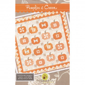Pumpkins and Cream Pattern