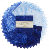 Stonehenge Gradations Brights - Indigo Chips