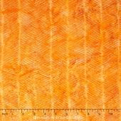 Spring Zing Batiks - Herringbone Shades of Orange Yardage